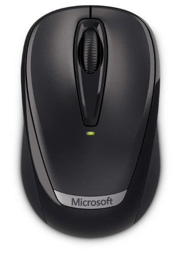 Microsoft 3000 Wireless Mobile Mouse