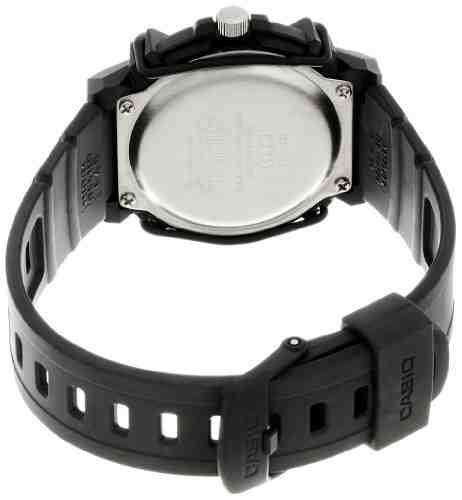 Casio Enticer HDA-600B-1BVDF (A508) Analog Black Dial Men's Watch (HDA-600B-1BVDF (A508))