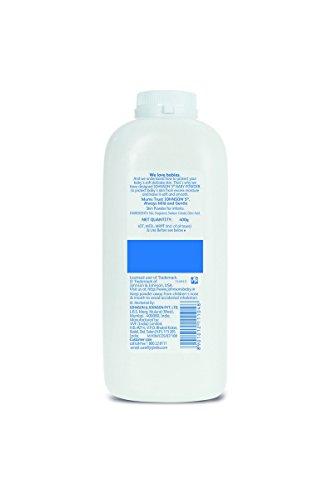 Johnsons Baby Powder, 400 gms
