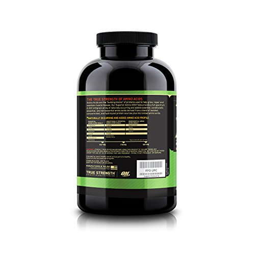 Optimum Nutrition Superior Amino 2222 (160 Capsules)