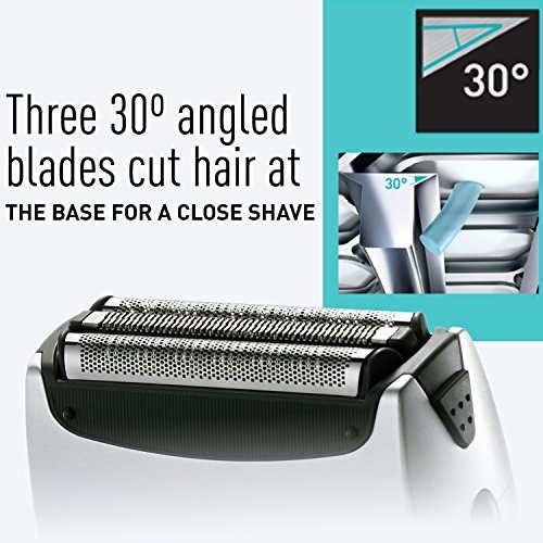Panasonic ES-RT51-S Arc3 Wet & Dry 3 Blade Cordless Electric Razor