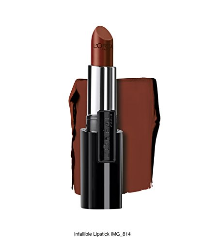 Loreal Paris Infallible Lipstick, Foreve Frappe 814