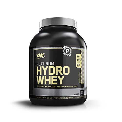 Optimum Nutrition Platinum Hydro Whey Protein (1.58Kg, Cookies and Cream)
