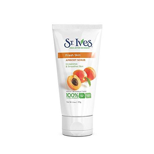St Ives Fresh Skin Apricot Face Scrub 170gm