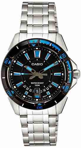 Casio Enticer A502 Analog Watch