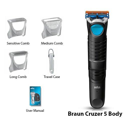 Braun Cruzer 6 Body Shaver
