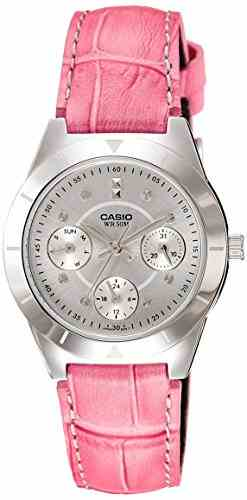 Casio Enticer LTP-2083L-4AVDF (A532) Silver Dial Women's Watch