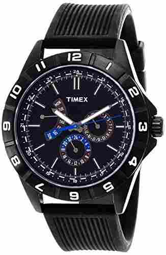 Timex T2N522 Retrograde Analog Watch