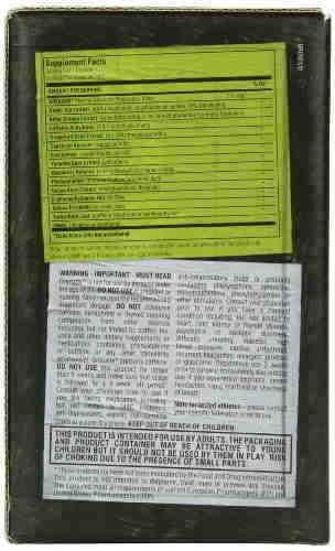 Grenade Thermo Detonator Nutrition Supplement (100 Capsules)