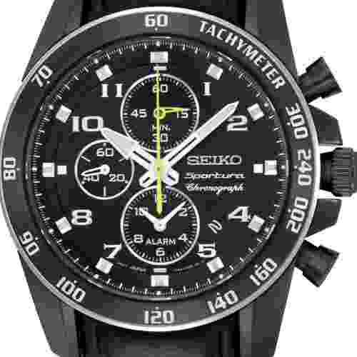 Seiko SNAE67P1 Sportura Analog Watch