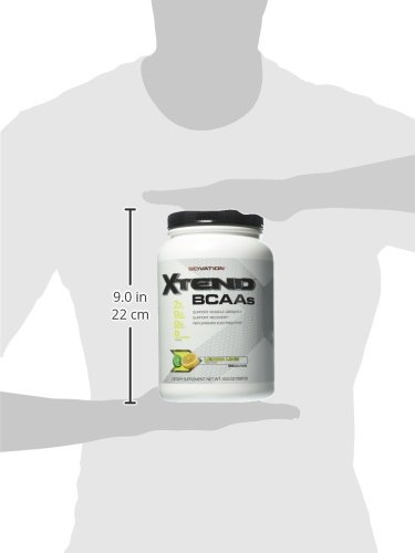 Scivation Xtend BCAAs Protein (1.2Kg, Lemon)