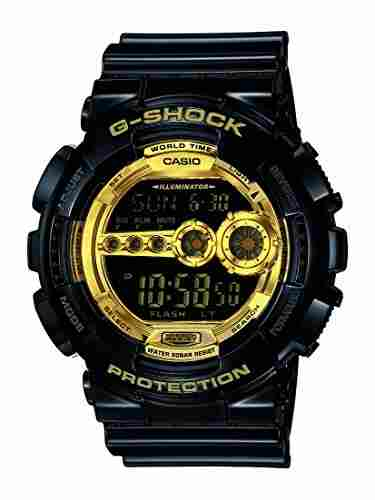Casio G-Shock G340 Digital Watch (G340)