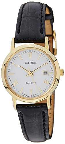 Citizen Eco-Drive EW1582-03A Analog Watch