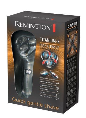 Remington R5150 Dual Track Rotary Shaver  Black