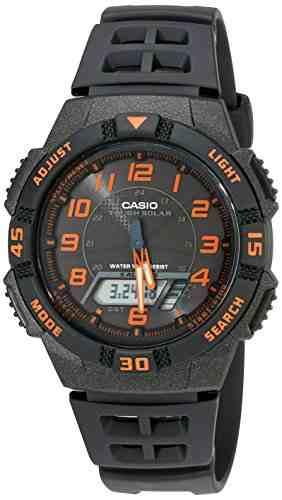 Casio Youth AD167 Combination Analog Watch