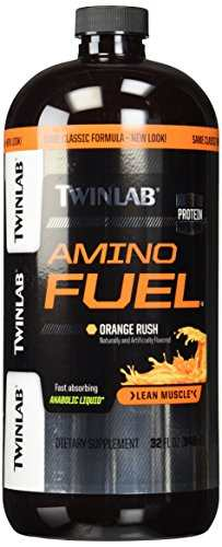 Twinlab Amino Fuel Liquid Concentrate (32Oz)