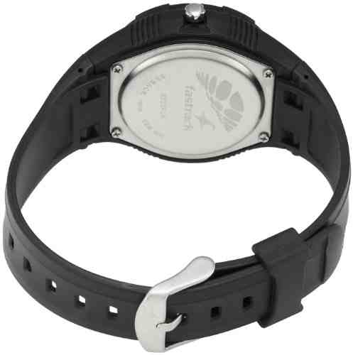 Fastrack NG9333PP02 Essentials Analog Black Dial Men's Watch