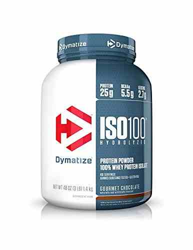 Dymatize Iso-100 Protein (1.4kg, Gourmet Chocolate)