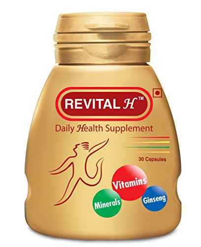 Revital H Daily Health Supplement (30 Capsules)
