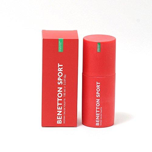 United Colors of Benetton Sport EDT For Women - 100 ml