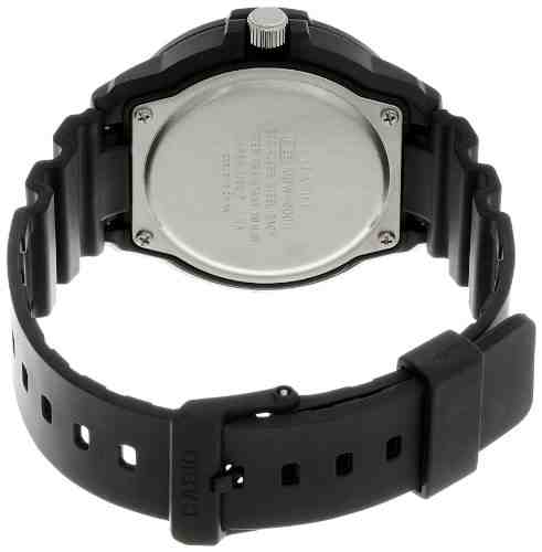 Casio Enticer MRW-200H-1EVDF (A596) Analog Black Dial Men's Watch (MRW-200H-1EVDF (A596))