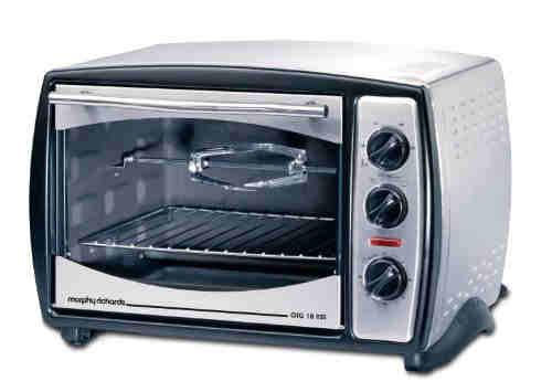 Morphy Richards 18 RSS 18-Ltr Stainless Steel Oven Toaster Grill