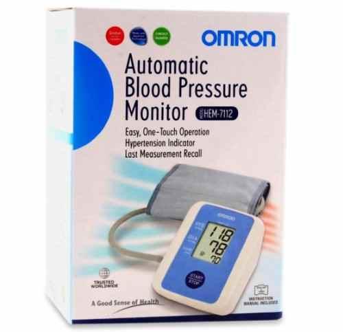 Omron HEM 7112 Upper Arm BP Monitor