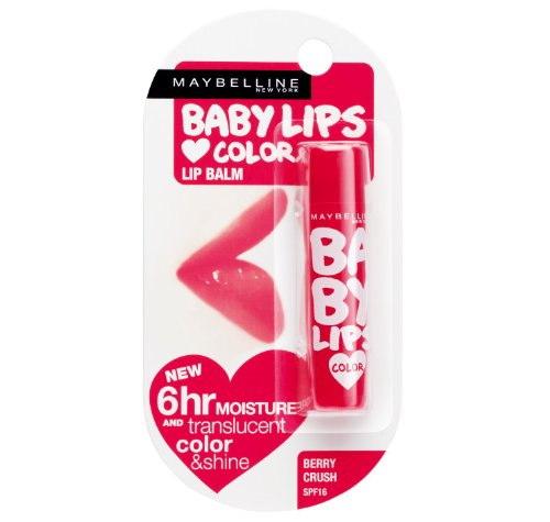 Maybelline Baby Lip Balm Berry Crush 4 GM