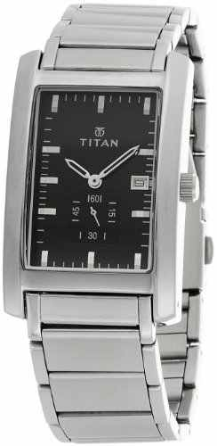 Titan NH9280SM02 Analog Watch