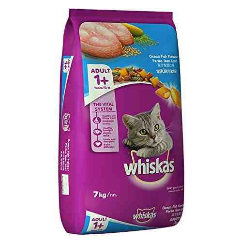 Whiskas Ocean Fish Cat Food (7 kg)