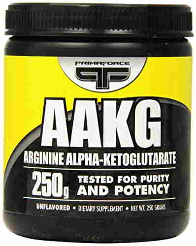 PrimaForce AAKG Dietary Supplement (250gm)