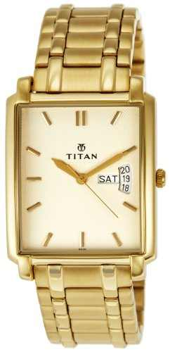 Titan NH1506YM01 Analog Watch (NH1506YM01)