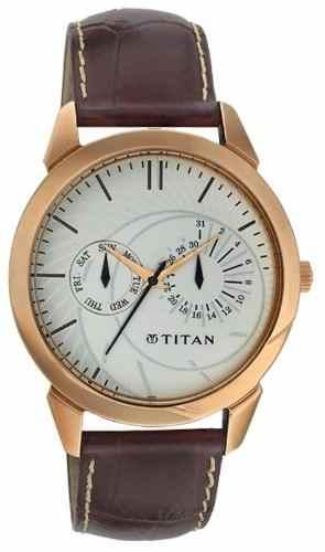 Titan NE1509WL01 Mac Collection Analog Watch (NE1509WL01)