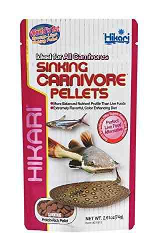 Hikari Sinking Carnivore Fish Food (74g)