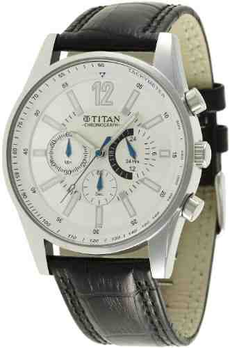 Titan Octane NH9322SL02 Analog Watch (NH9322SL02)