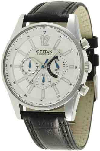 Titan Octane NH9322SL02 Analog Watch
