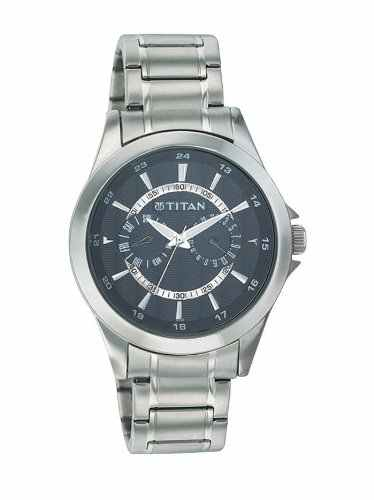 Titan Octane 9323SM02 Analog Watch