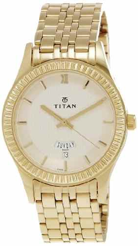 Titan NE1528YM04 Analog Watch (NE1528YM04)