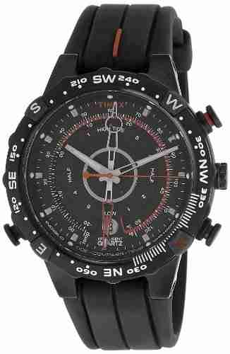 Timex T2N720 Intelligent Analog Watch