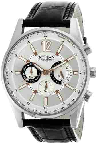 Titan Octane NH9322SL01 Analog Watch (NH9322SL01)