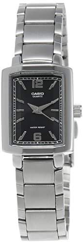 Casio Enticer LTP-1233D-1ADF (SH47) Analog Black Dial Women's Watch