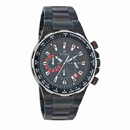 Titan NC9389KM03 Analog Watch