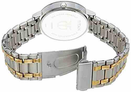 Titan NH19632963BM01 Analog Watch