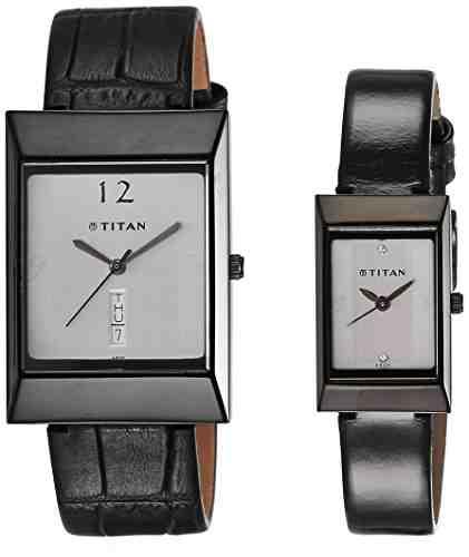 Titan NE19572957NL01 Analog Watch