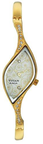 Titan Raga NE9710YM01J Analog Watch