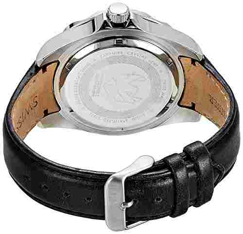 Swiss Eagle SE-9018-01 Analog Watch