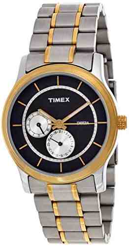 Timex MI21 Empera Analog Watch