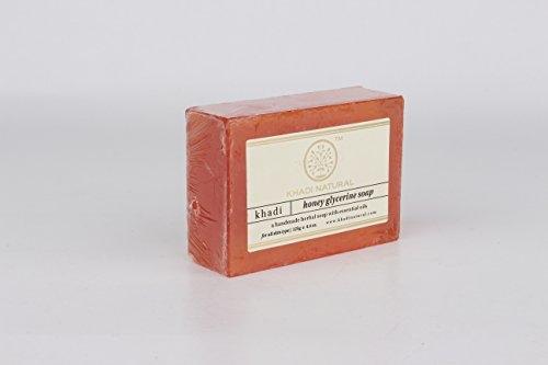 Khadi Pure Herbal Honey Glycerin Soap 125 GM