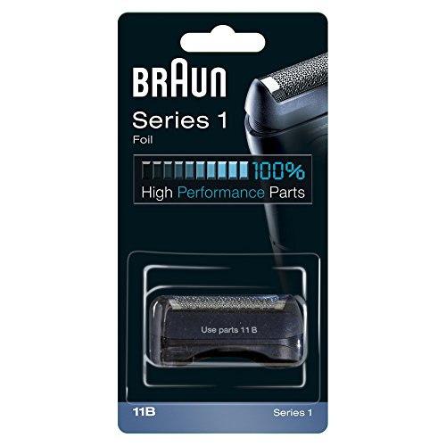 Braun 11B Replacement Foil & Cutter Cassette Dark Blue