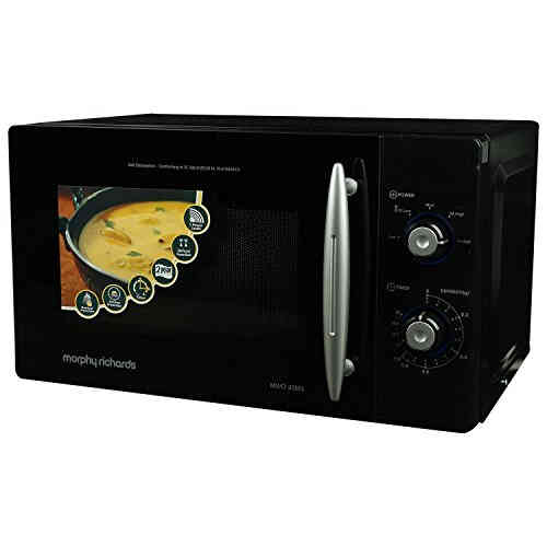 Morphy Richards 20-Ltr MS Solo Microwave Oven